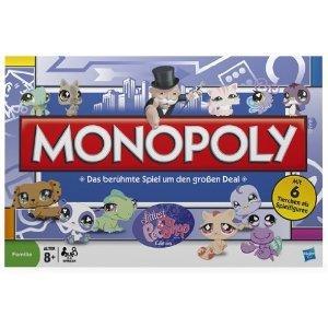 Monopoly (Littlest Pet Shop; aber Monopoly ist Monopoly :P ) bei Amazon D