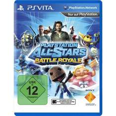PlayStation All-Stars Battle Royale für Vita kostenlos!!!