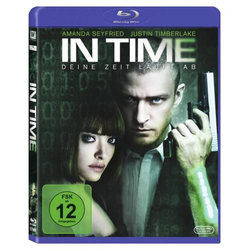 [Amazon] In Time - Deine Zeit läuft ab [Blu-ray] - 8,77€