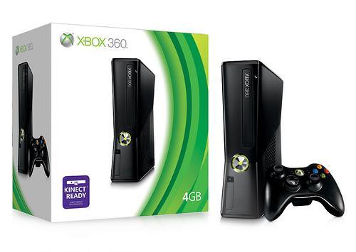 XBox 360 Slim 4GB für 147€ bei MM & Amazon