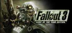 Fallout 3: Game of the Year Edition für 4.99€ @ Steam