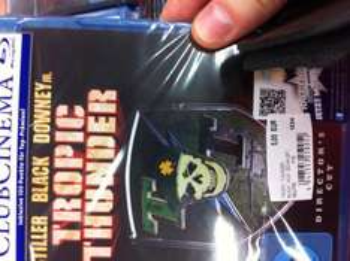 (Lokal Freiburg) Tropic Thunder - BluRay - 5€ @ Media Markt.