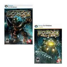 [Steam] Bioshock 1+2 Pack uncut 3,90€ @Amazon.com (PC-Download)