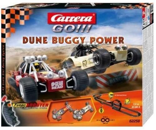 Carrera Go!!! Dune Buggy Power Komplettset
