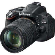 Nikon D5100 + 18-105 Objektiv Warehouse Dealz - Sehr gut