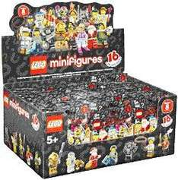 10x Lego Minifiguren für 10 EUR bei ToysRus
