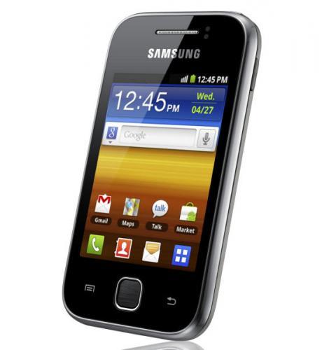 [Lokal] Samsung Galaxy Y für 55€ mit 15€ T-Mobile Guthaben @MediaMarkt Sindelfingen