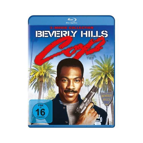 [Blu-ray] Beverly Hills Cop 1-3 nur 19,90 € @Media Markt