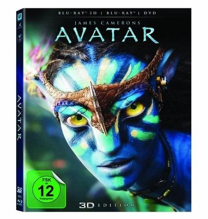 Avatar 3D für 20€ in Würzburg (Expert)