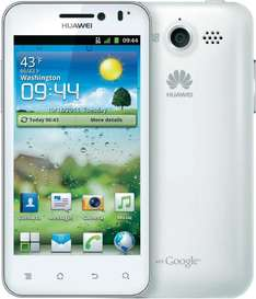 Huawei Honour White U8860 für 198,74 € (Amazon 225,89)