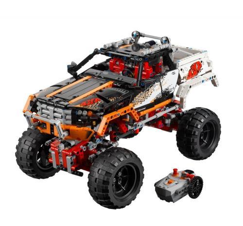 LEGO Technic 9398 4x4 Offroader Preis @MeinPaket mit Gutschein (max: bis 18:15Uhr)