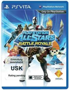 PSVita All Stars: Battle Royale