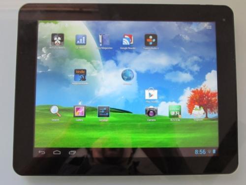 Chuwi V99 – Sehr günstiges 9,7 Zoll Tablet mit 2048 x 1536 Pixel