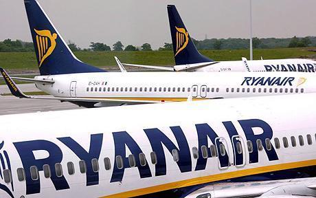 Ryanair führt neues Bordmenü ein - Gratis Serviette - Gratis Aufwärmen