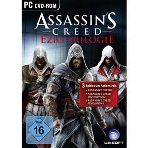 Assassin's Creed - Ezio Trilogie für 29,90€! Need for Speed: Shift 2 Unleashed für 4,95€! Und viele weitere PC-Games im Angebot!
