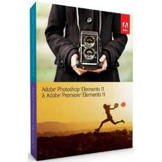 Adobe Photoshop Elements & Premiere Elements 11 @Cyberport