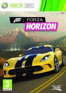 Forza Horizon - XBOX 360 - 32,19 EUR / Idealo: 43,99 EUR - Zavvi Price Crash