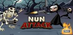 "[Android] Game: ""Nun Attack"" FREE @ Google Play"