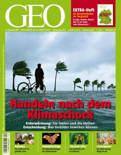 GEO Jahresabo für 15,60€ - dafür unlimitiert + bis Jahresende