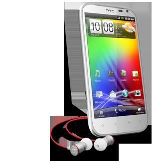 HTC Sensation XL weiß