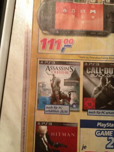 [Lokal] Assassins Creed 3