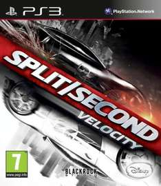 PS3/XBox360 - SPLIT/SECOND für €9,82 [@TheHut.com]