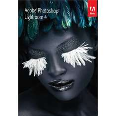 Adobe LIghtroom 4 Mac/Windows bei amazon.com für ca. 60 Euro