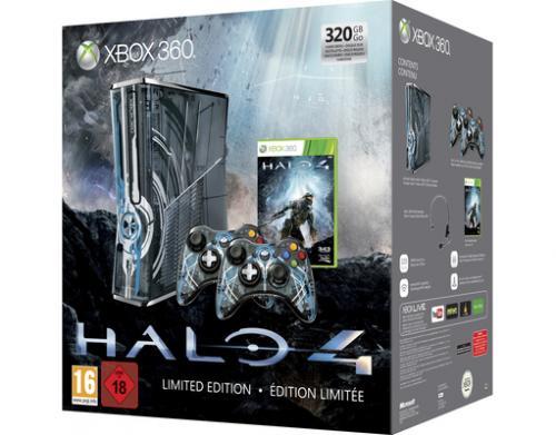 XBOX360 Halo 4 Bundle zu 297,-- über MeinPaket