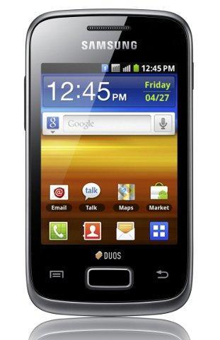 Heute auf telbay.de: Samsung Galaxy Y Duo S6102 mit Gutscheincode zu 99,79€ inkl. Porto