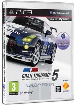 Gran Turismo 5 - Academy Edition für 17,94€ inkl. Versand aus UK