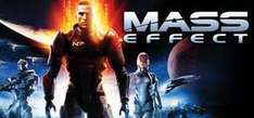 Mass Effect für 4,49€ oder Mass Effect Collection für 11,99€ @ Steam.de