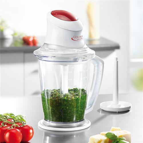 GOURMET MAXX Multizerkleinerer Küchenmaschine Twinstar 400 Watt B-Ware @ebay