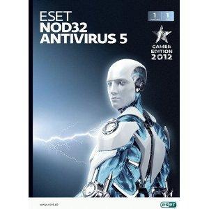 ESET NOD32 Antivirus 5 Gamer Edition 9,90€ (Amazon Download)