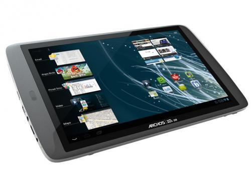 Lokal?  Tablet bei Lidl ab 26.11.2012 - Archos 10/1 G9 € 179,-