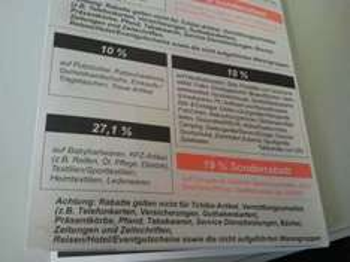Real Personalverkauf 28.-30.11 Elektro/Games/Konsolen  19% Auto 27,1% Haushaltswaren 10%