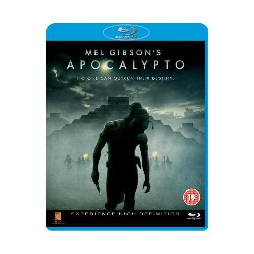 [Blu-Ray] Apocalypto für 7,28 Euro bei play.com