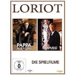 DVD - Loriot: Pappa ante Portas & Ödipussi - 2 Filme - 7,99 Euro + ggf. Versand