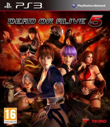 PS3/Xbox360 - Dead or Alive 5 für €22,23 [@Zavvi.com]