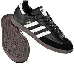 Adidas Samba - schwarz - Gr. 42 2/3