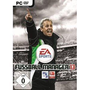Fussball Manager 13 Amazon Blitzangebot für 29,97€