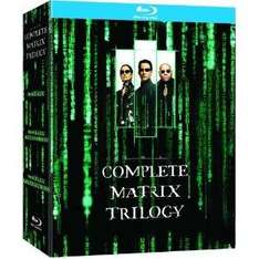 The Complete Matrix Trilogy [Blu-ray] [Englisch] [Amazon.co.uk] £8.00+VSK