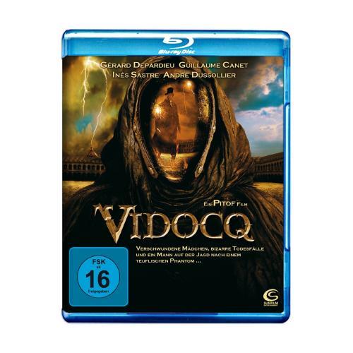 Vidocq (Single Edition) [Blu-ray] @amazon.de für 4,97€