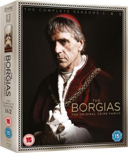 [Blu-Ray] The Borgias Staffel 1+2 OT für 18,54€ inkl. Versand
