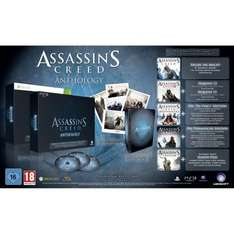 Assassin's Creed Anthology Edition (Vorbestellbar / PS3, XBOX360)