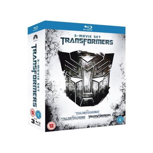 Blu-Ray - Transformers 1-3 Box Set (3 Discs) für €23,94 [@Amazon.co.uk]