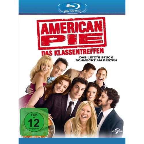 [Blu-ray] American Pie - Das Klassentreffen 8,97 € inkl. Versand @Amazon