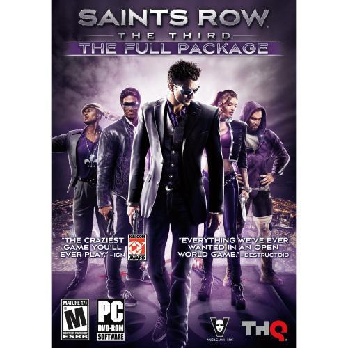 Saints Row The Third The Full Package @ amazon.com für 9,63 € (NUR HEUTE?)