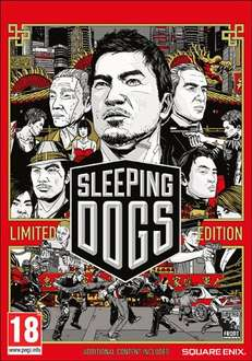 [Steam] Sleeping Dogs Limited Edition (uncut)  14,82€ @Gamefly.co.uk
