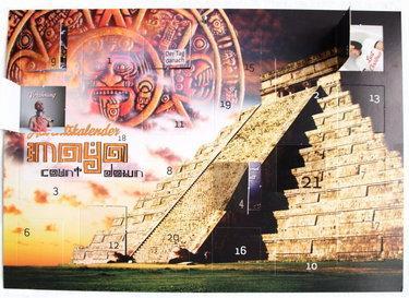 Maya-Adventskalender - Bevor die Welt Untergeht