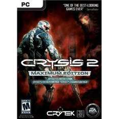 Crysis 2 Maximum Edition 5,79€ @GMG